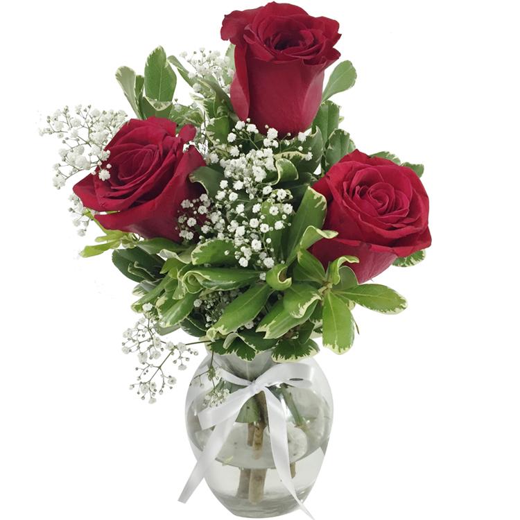 Amado Buquê no Vaso BV3 | Floricultura Online Belas Flores Campinas 24  XM71