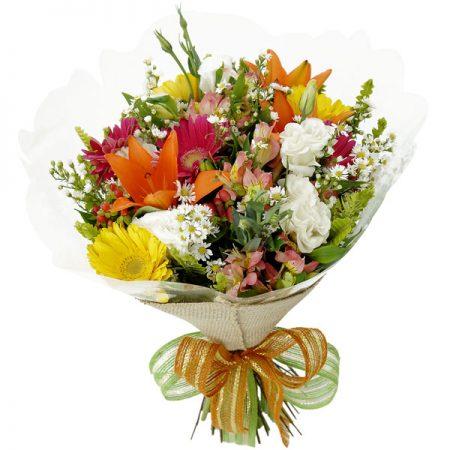 Buquê Especial com Flores do campo
