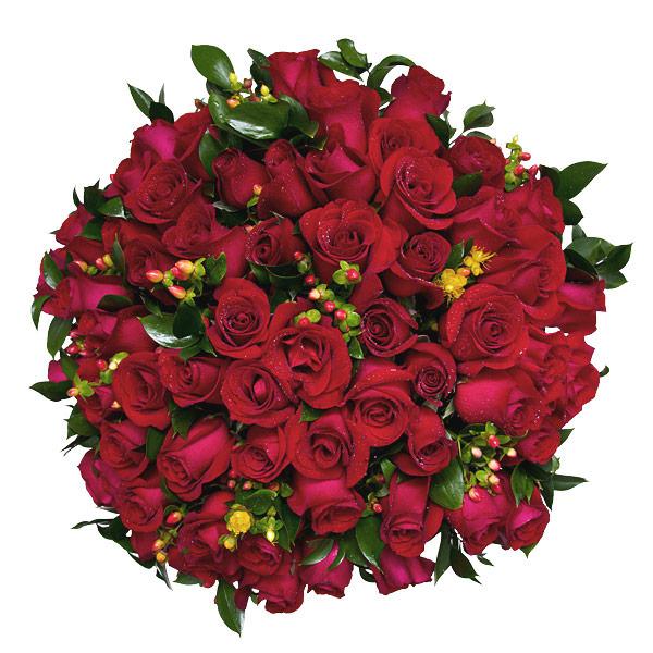 Buquê Inesquecível com 100 Rosas especiais